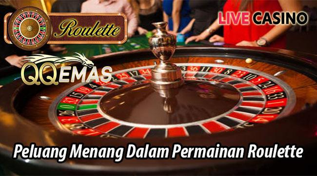 Peluang Menang Dalam Permainan Roulette