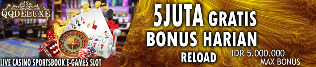 bonus besar judi online resmi